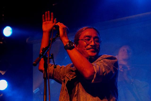 http://nepalitimes.com/assets/uploads/gallery/1b79a-Nepathya-frontman-Amrit-Gurung-performing-in-Hamburg.jpg
