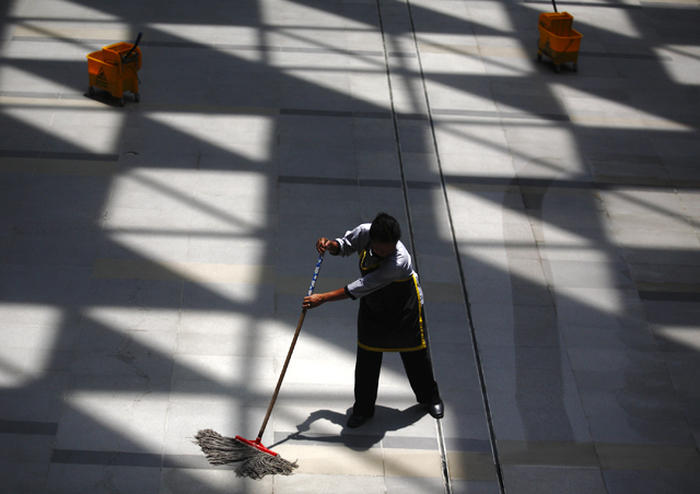 http://nepalitimes.com/assets/uploads/gallery/77482-Janitor-at-LABIM-MALL.jpg