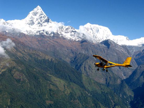 Kunda-Dixit-around-Pokhara-