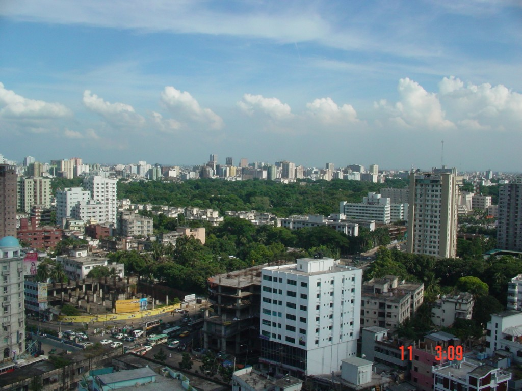 dhaka city Dhaka has once again become one of the most polluted cities in the world, according to a recent air quality index prepared by the us environmental protection agency.