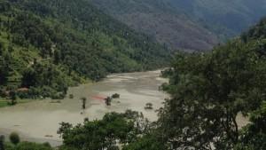 Bhote Koshi landslide 5