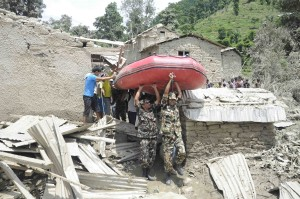 Nepal Army mobilized for rescue operations 4