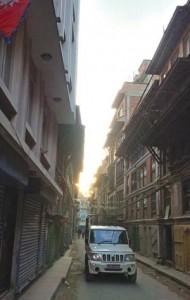 Kathmandu most vulnerable to earthquakes