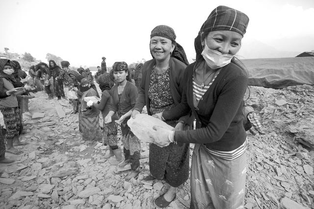 Authority to rebuild Nepal