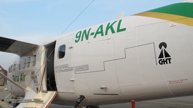 Tara Air aircraft