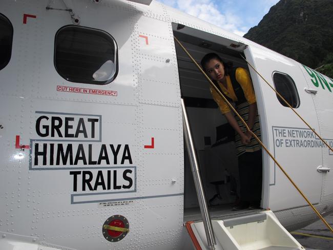 air hostess Tara Air