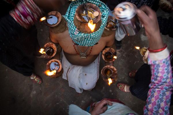 Madhav Narayan festival