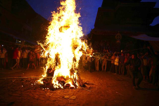 Gathe Mangal festival