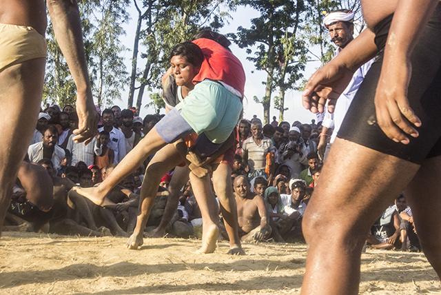 All photo: Jiyalal Sah