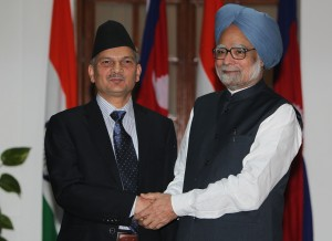 PM with Nepal PM