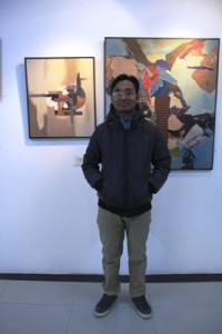Artist and writer Saroj Bajracharya feels exhibitions like this will help educate the public.