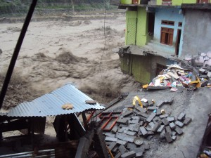 Images of Rains and Floods In Far Western Nepal