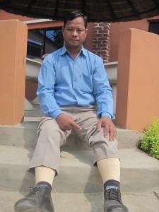 Conflict Victim Ram Ratan Chaudhari