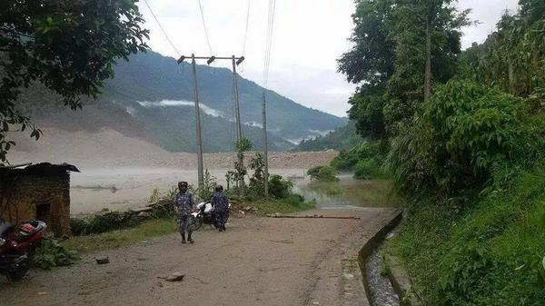 Bhote Kosi Time Bomb