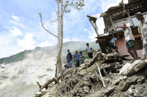 Nepal Army mobilized for rescue operations 3