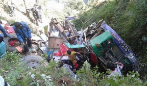Rasuwa bus accident