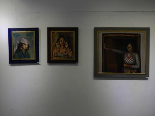 A Retrospective Exhibition by Jan Salter