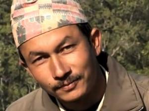 Journalist Dekendra Thapa
