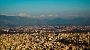 Air pollution Kathmandu