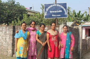 Widows find solace in each other