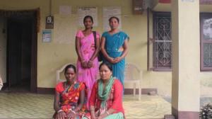 Widows rebuilt lives together