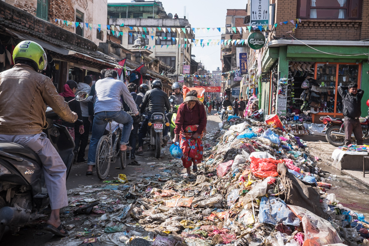 Nepali Times The Brief 187 Blog Archive 187 Garbage