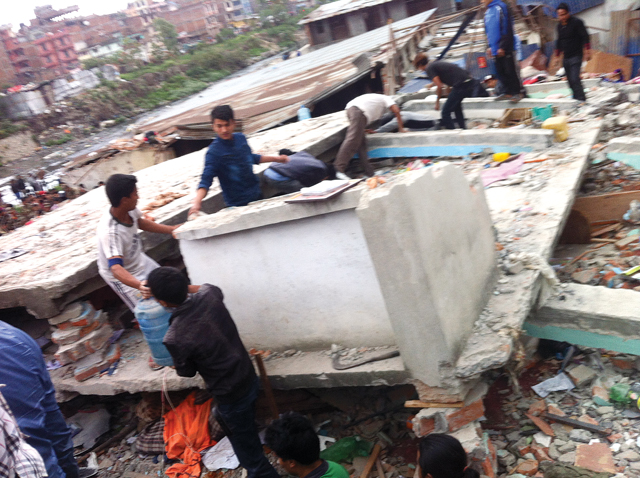 Death toll: 28 KMC-15, Bijeshwori Floors: 7 Owner: Shubha Ratna Shakya