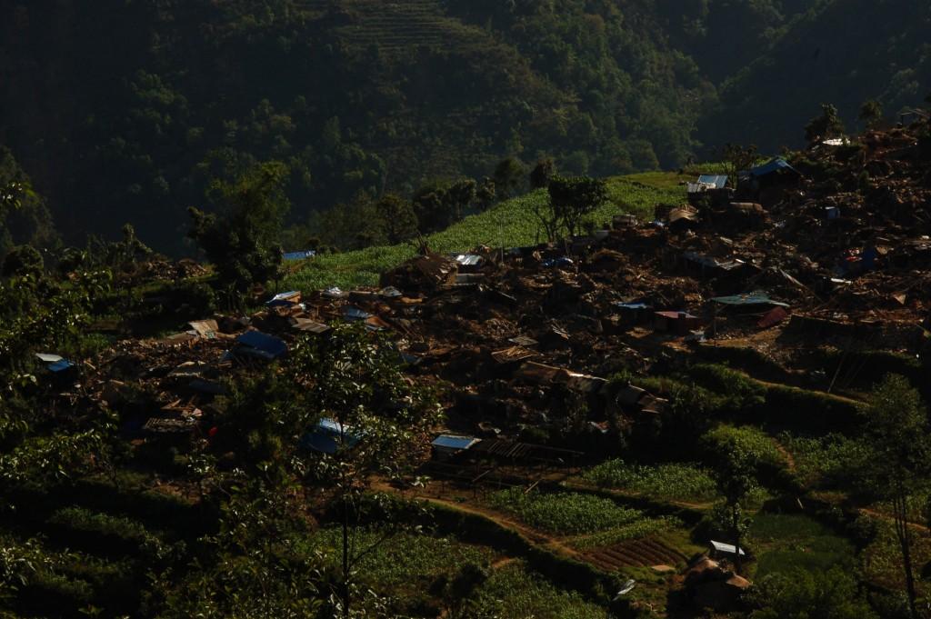 Barpak Village