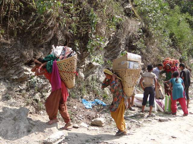 Khare in Dolakha, 5 June - Locals in remote regions affected by the earthquake are still in critical need of response.