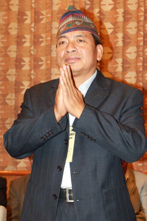 Nanda Kishor Pun
