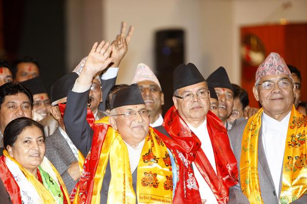 PM KP Oli