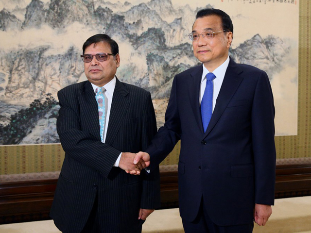 Nepal pledges to make China a foreign relations priority