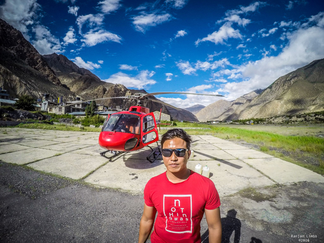 Helicopter with 5 people on board missing in Nepal