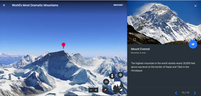 google everest2