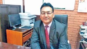 Shanta Bahadur Shrestha