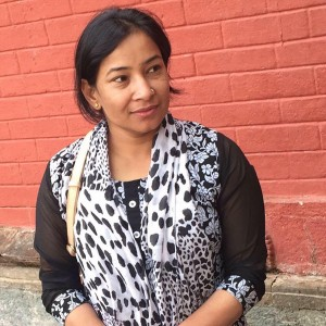 Maoist mayoral candidate Renu Dahal