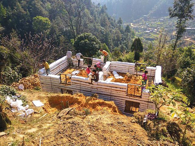 Pic: Stead-fast Nepal