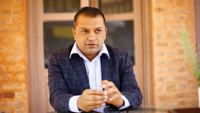 Gagan Thapa (51)