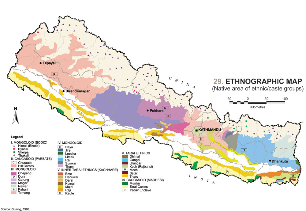 Harka S Maps Nepali Times